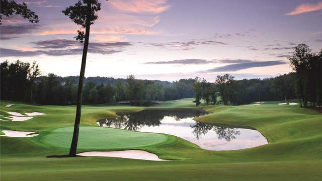 Rock Barn Golf and Spa - Jones Course