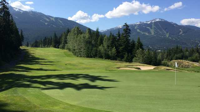Chateau Whistler Golf Club