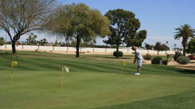 Sun City Quail Run Golf Course