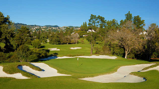Claremont country club reviews course info golfnow for 5295 broadway terrace oakland ca