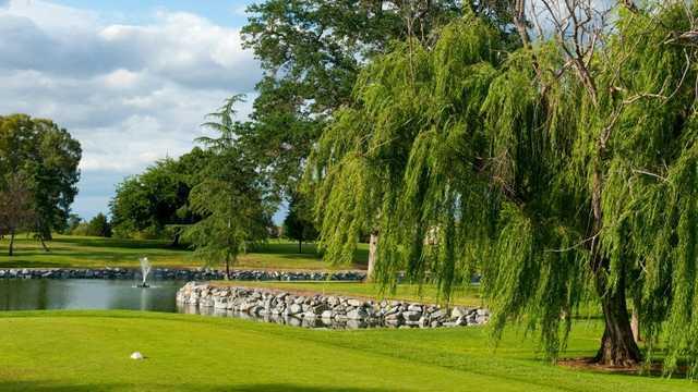 Diamond Oaks Golf Course