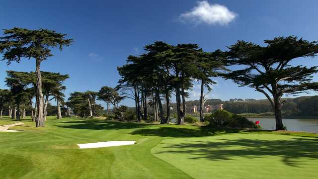 Image Result For Golf Courses Near San Francisco Ca