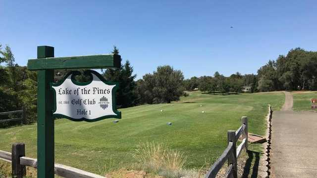 Lake of the Pines Country Club
