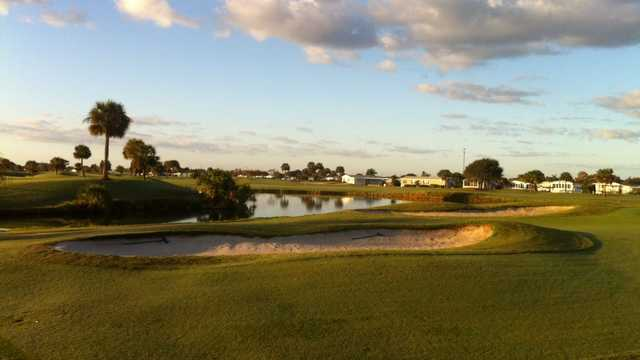 Barefoot Bay Golf Course