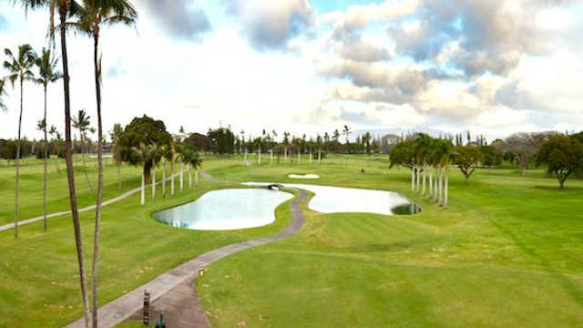 Navy Marine Golf Course