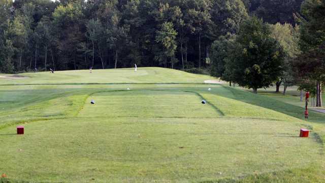 Gardner municipal golf course reviews course info for Gardner golf course