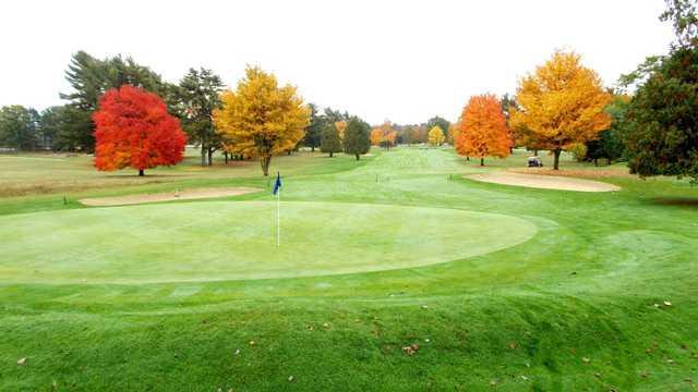 Lincoln Golf Club - Muskegon - MI
