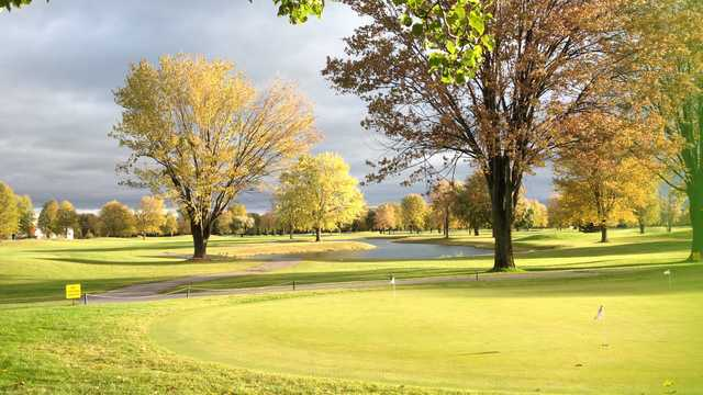 Selfridge Golf Course