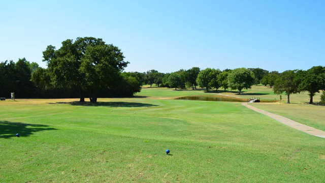 Lake Murray State Park Golf Course