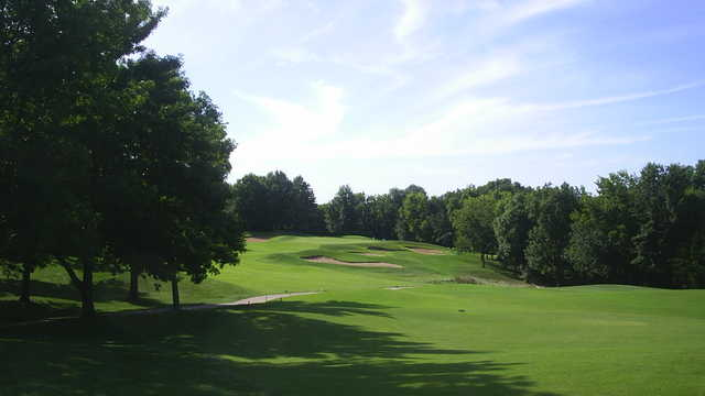 Deer Creek Golf Club..