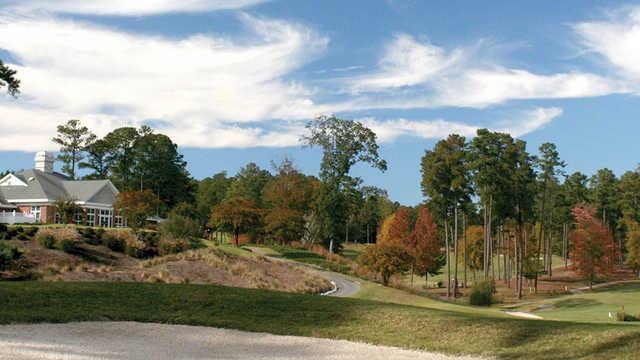 Tara Golf Club At Savannah Lakes