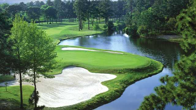 Golden Bear Golf Club at Indigo Run