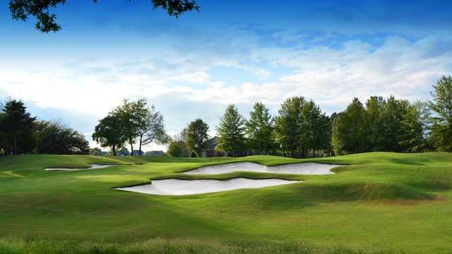 Oak Valley Golf Club.