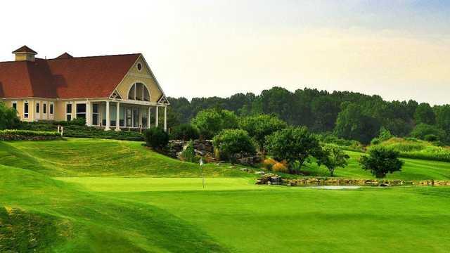 PB Dye Golf Club