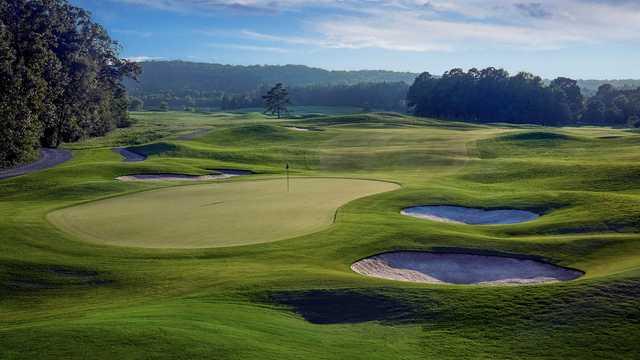 Barnsley Gardens Golf Course Reviews Course Info Golfnow