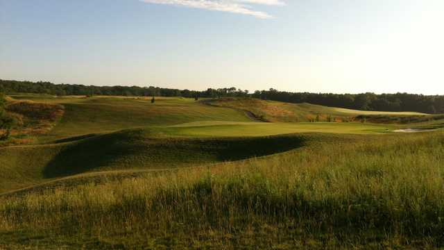 Eagle Ridge Golf Club.