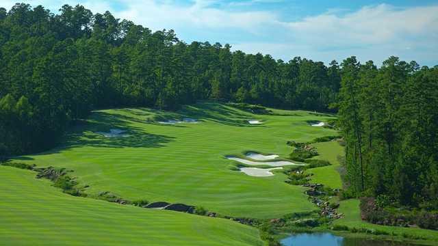 Alotian golf club
