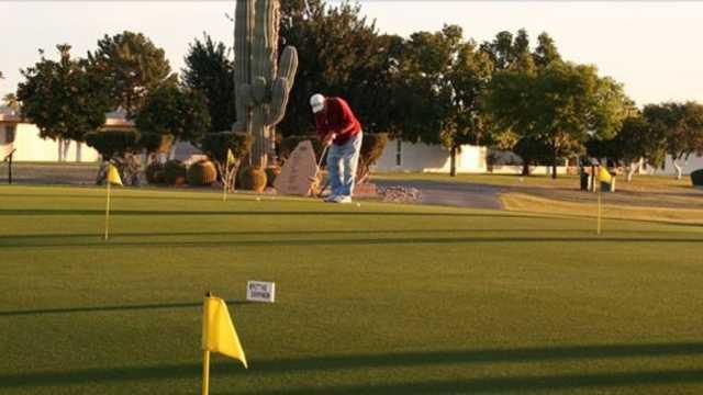 Sun City Riverview Golf Course