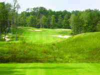 Hidden Cove Golf Course at Grayson Lake State Park