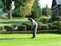 Whispering Firs Golf Course