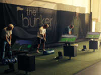 The Bunker Indoor Golf Center